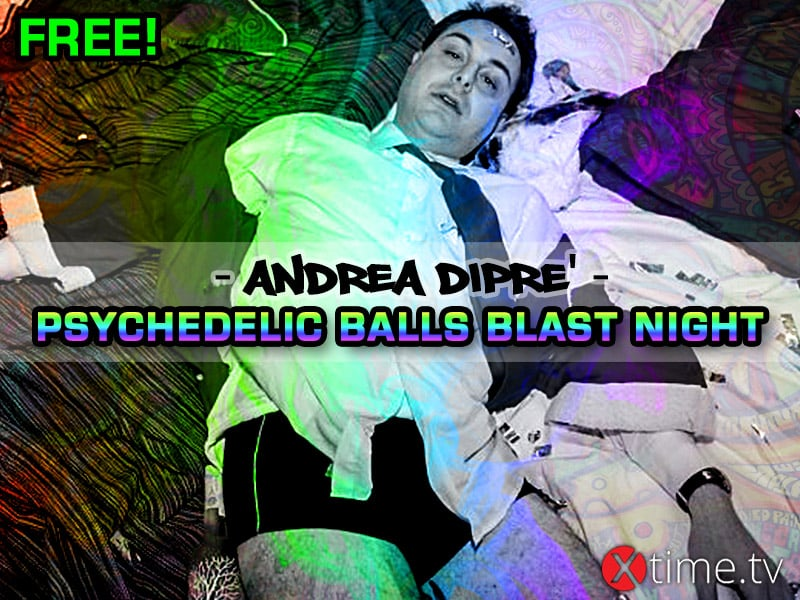 Psychedelic Balls Blast Night